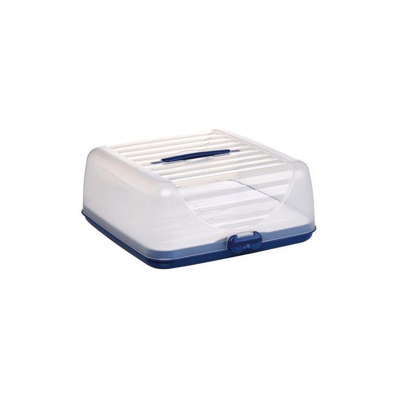 Контейнер-переноска для торта SUPERLINEКонтейнер SUPERLINE переноска для торта с охлад. голубая<br>