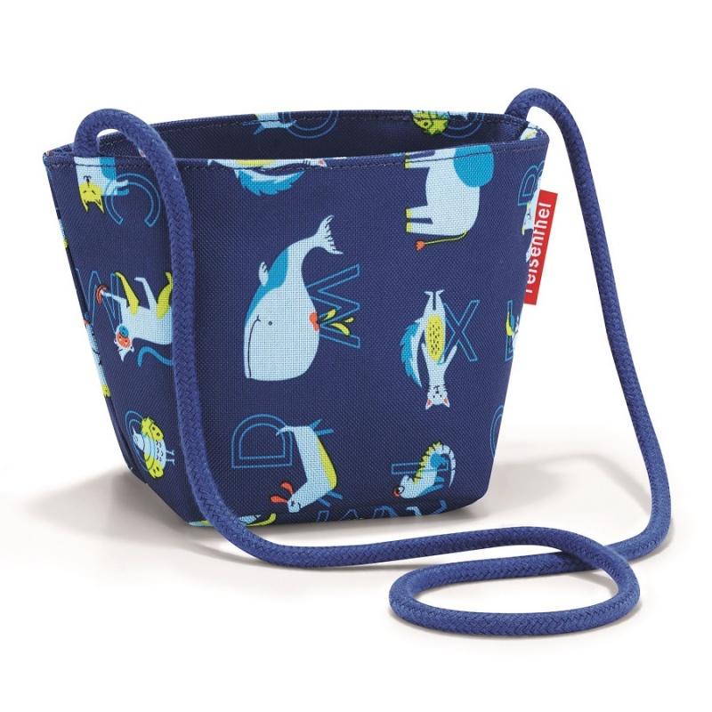 Сумка детская Reisenthel Minibag ABC friends blue