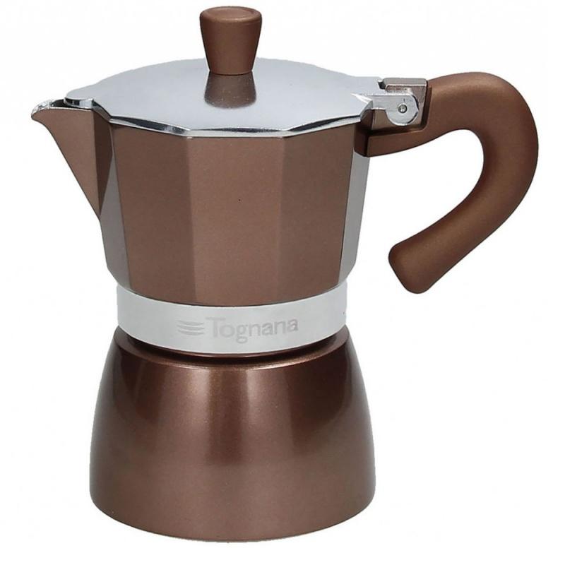 Кофеварка гейзерная Tognana Grancucina на 6 чашек
