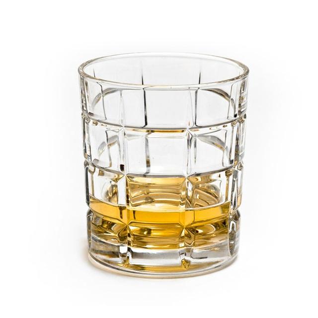 Набор стаканов для виски 2 шт. 320 мл Crystal Bohemia Timesquare