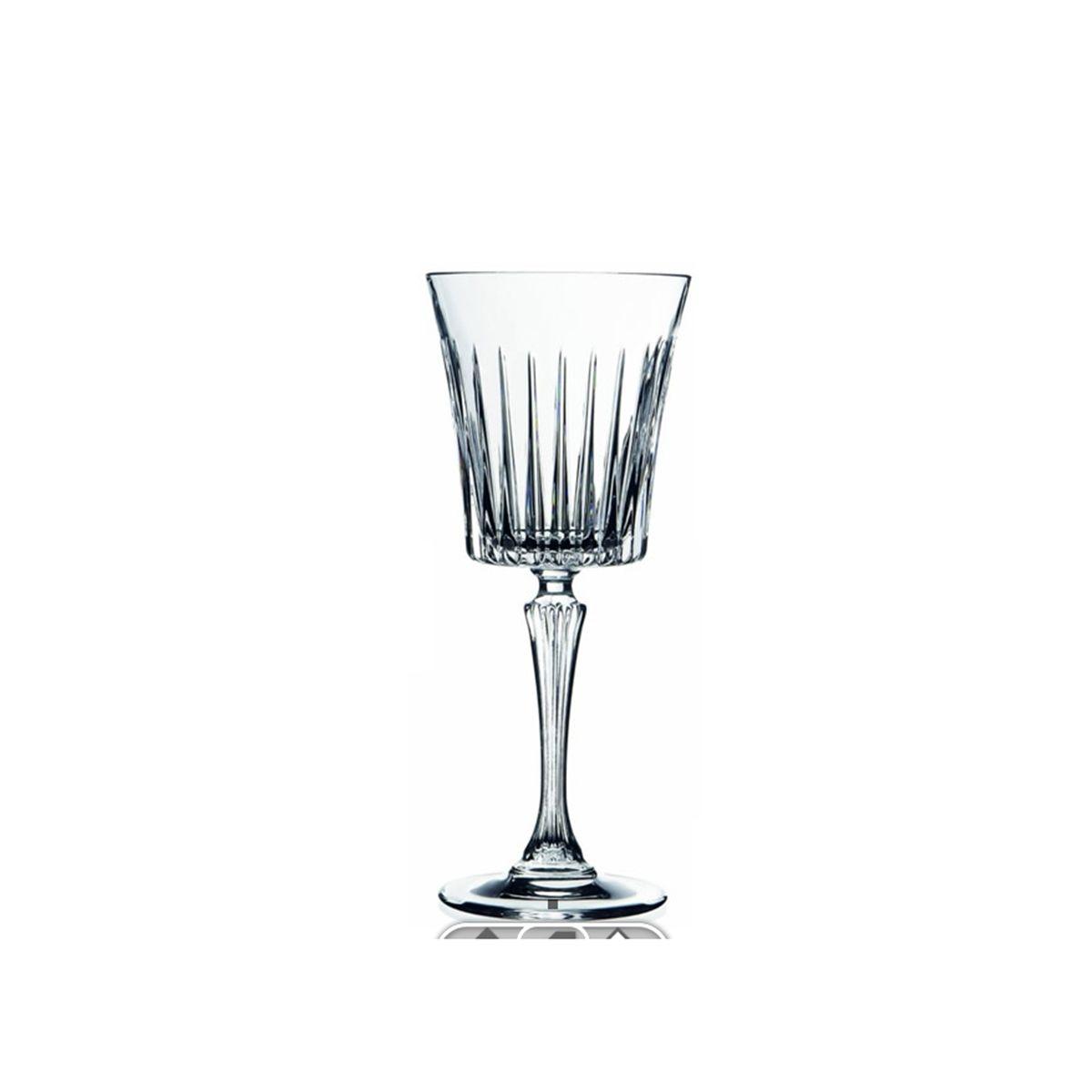 Набор бокалов д/вина 230 мл 6 шт TIMELESSНабор бокалов для вина Таймлесс – это идеальный выбор как для использования дома, так и для оснащения кафе или ресторанов. Данная серия отличается элегантным и современным дизайном, в котором нотки классики и мотивы модерна, лаконичный декор и изысканная форма. Набор универсален и станет хорошим выбором как для сервировки красного, так и для подачи белого вина, поэтому станет также выгодным приобретением. Изделие выполнено из высокопрочного стекла, при изготовления которого не применяются токсичные вещества. Оно не образует сколов и обеспечивает длительный срок службы. Набор бокалов для вина Таймлесс украсит ваш праздничный стол.<br>