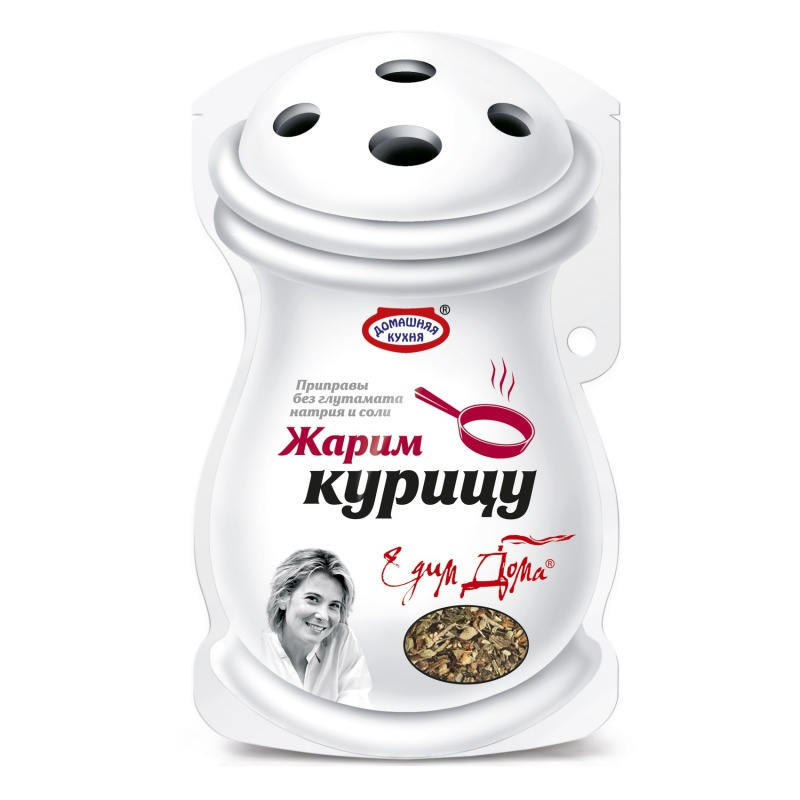 """Специи для курицы """"Едим Дома"""" фото"""