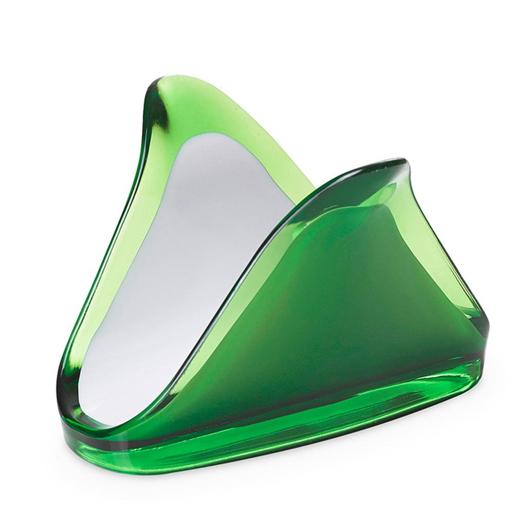 "Подставка для салфеток Omada "",Square"", зеленая"