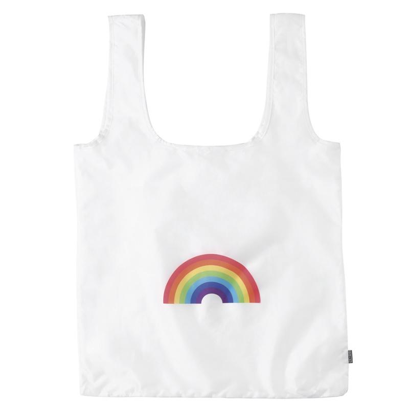 Сумка-шоппер Doyi Go green rainbow