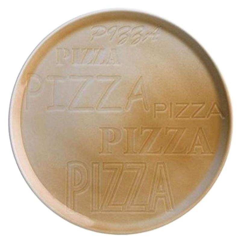 Тарелка для пиццы 33 см Tognana Pizza Cuoio фото