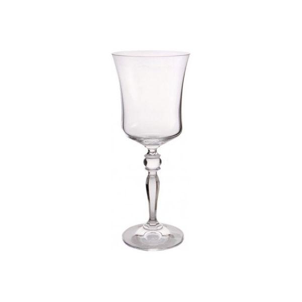 Набор бокалов д/вина-воды 6 шт ГРЭЙС 300 млНабор бокалов д/вина-воды 6 шт ГРЭЙС - комплект, который найдет свое применение на каждой кухне. Посуда украсит сервировку повседневную сервировку стола, так и праздничный ужин. Элегантные прозрачные бокалы, изготовленные из прочного стекла, с изящной ножкой послужат достойным украшением стола и помогут создать праздничную атмосферу. Бокалы не вызывают сложностей в уходе - их можно мыть как самостоятельно, так и с использованием посудомоечной машины. Набор прослужит владельцу не один год и будет радовать его безупречным внешним видом.<br>
