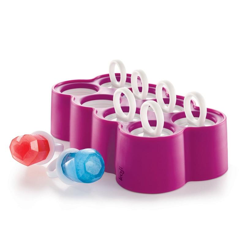 Форма для мороженого Zoku Ring 8 шт.