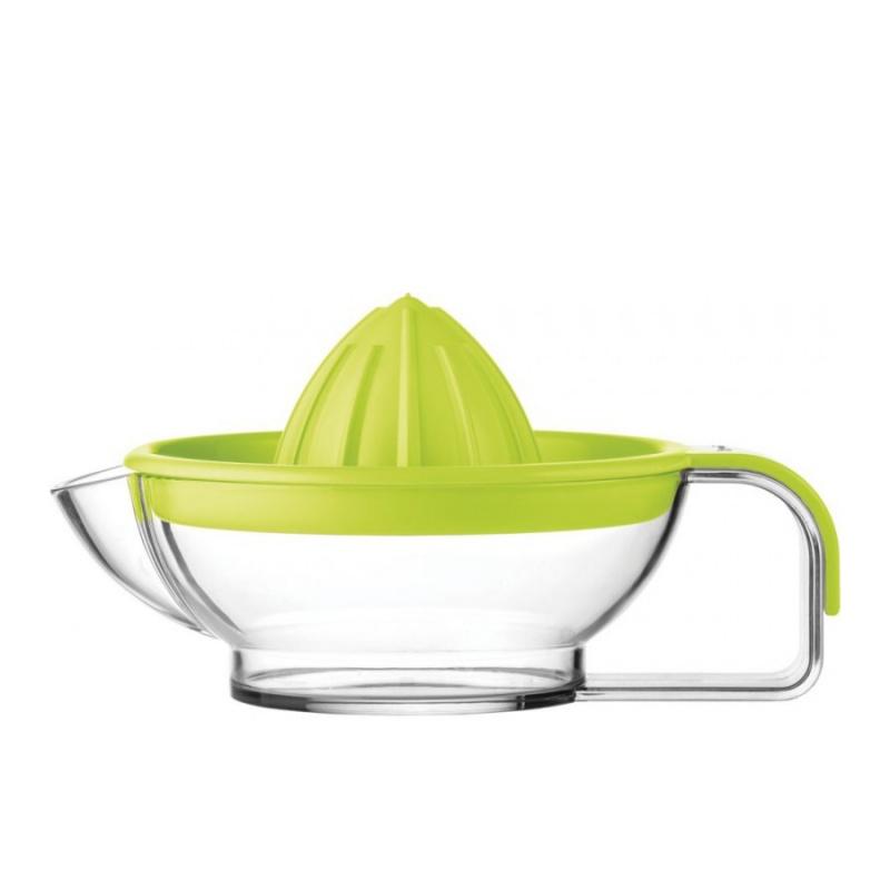 Пресс для цитрусовых Guzzini My Kitchen зелёный