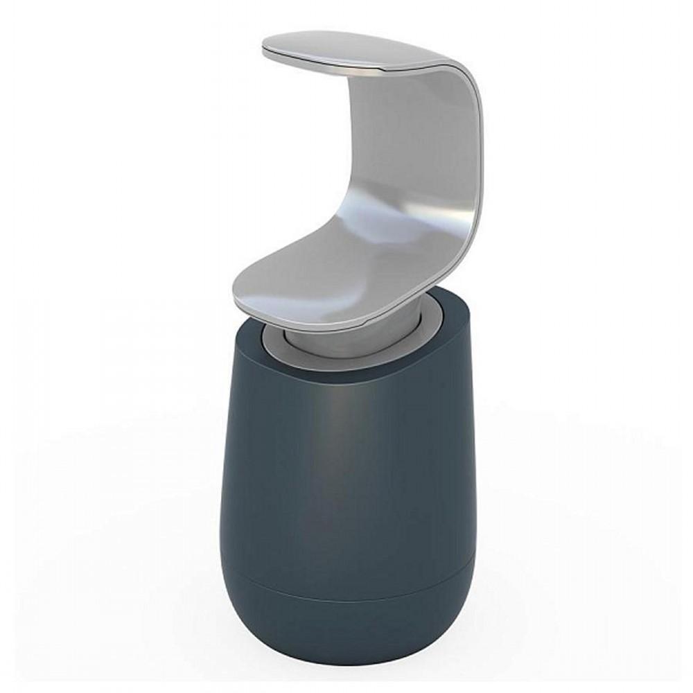 Диспенсер для мыла C-PumpДиспенсер очень удобен в применении, так как вы сможете набрать мыла всего одной рукой. Достаточно подставить руку под диспенсер, большим пальцем надавить на него и мыло с легкостью окажется на ваших руках. Индикатор сзади диспенсера покажет вам когда его нужно наполнить. Мойте руки с удовольствием.<br>