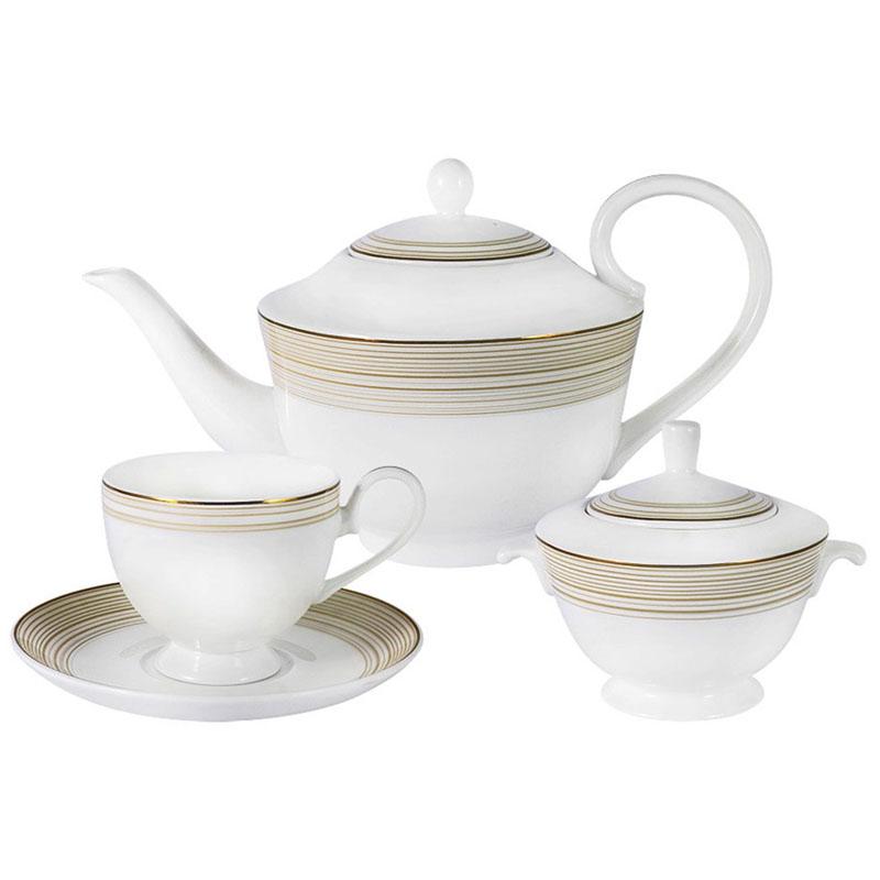 Сервиз чайный 6 персон Anna Lafarg Ричмонд