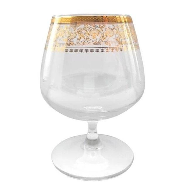 Набор бокалов для бренди 2 шт 410 мл Anna Manelis Империя