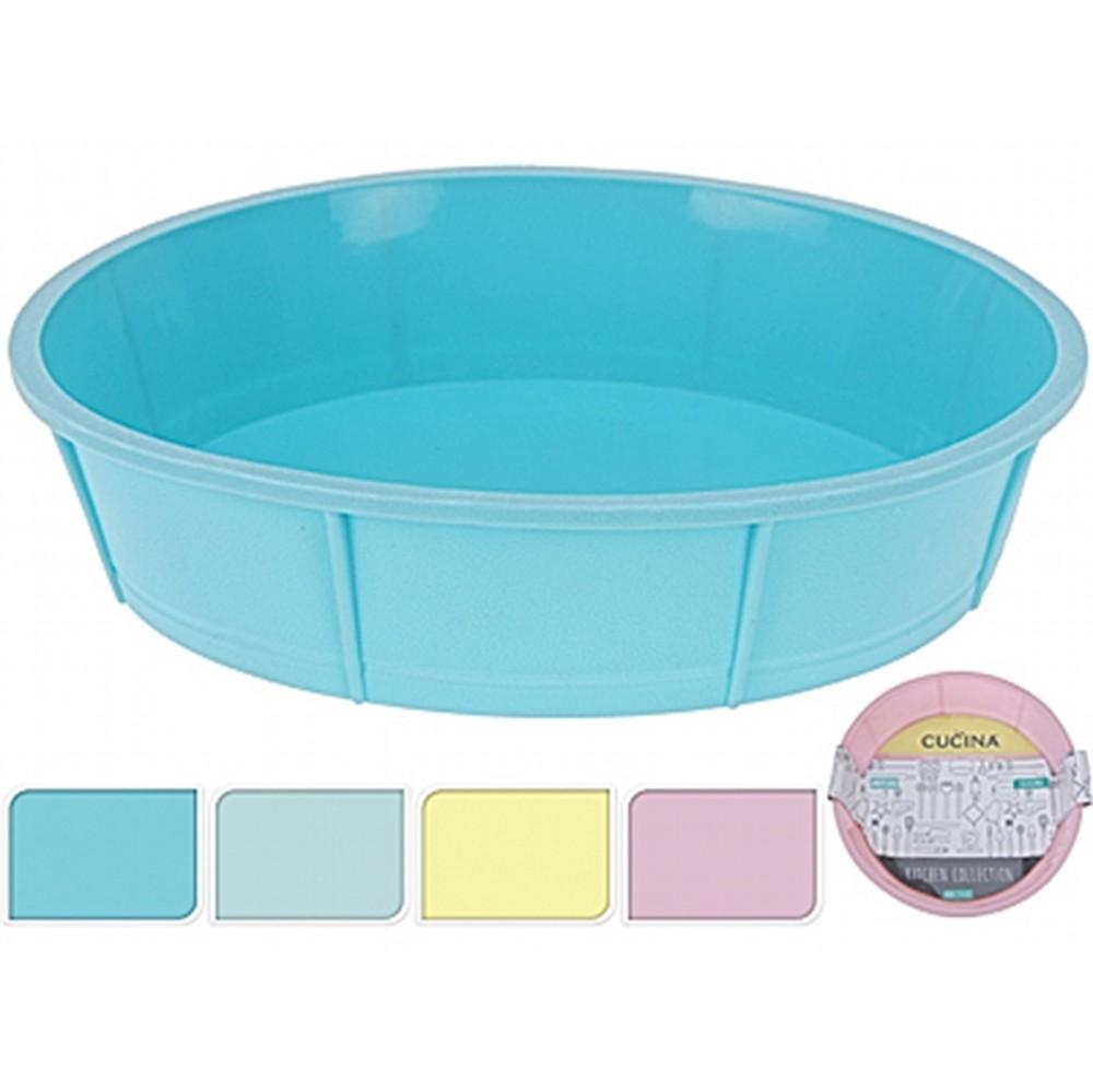 Силиконовая форма для выпеканияExcellent Houseware производит посуду и различные предметы для дома. Форма для выпекания - необходимый аксессуар современной хозяйки. С ее помощью можно испечь вкусное и красивое блюдо к чаю. Внимание! Выбирать цвет заранее не представляется возможным.<br>