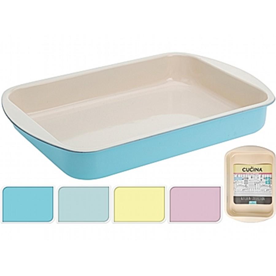 Форма для выпеканияExcellent Houseware производит посуду и различные предметы для дома. Форма для выпекания - необходимый аксессуар современной хозяйки. С ее помощью можно испечь вкусное и красивое блюдо к чаю. Внимание! Выбирать цвет заранее не представляется возможным.<br>