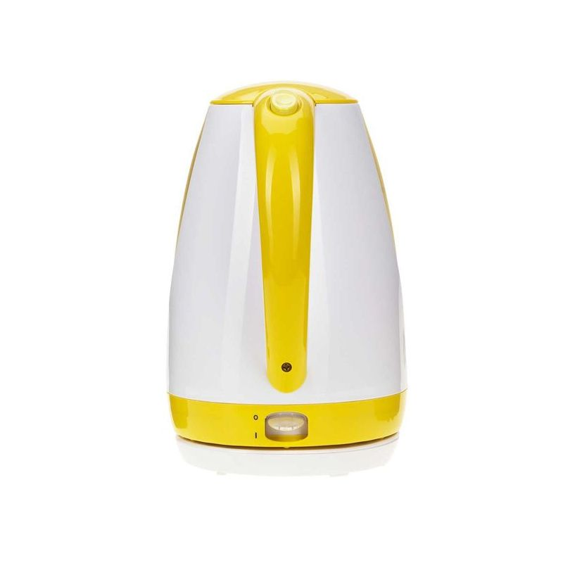 Электрический чайник 1,8 л желтый SENCOR