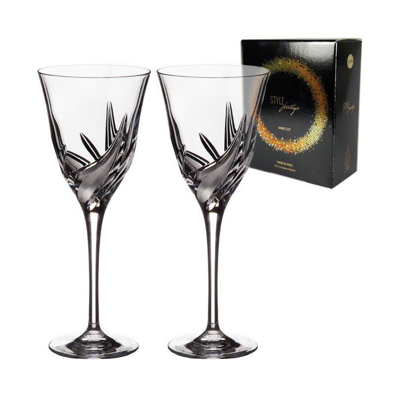 Набор бокалов для красного вина 2 шт CETONA 280 мл RCR