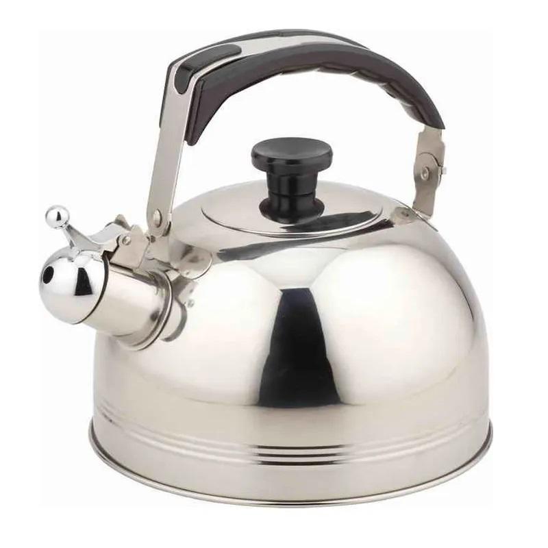 Чайник 3 л со свистком Diolex Teco
