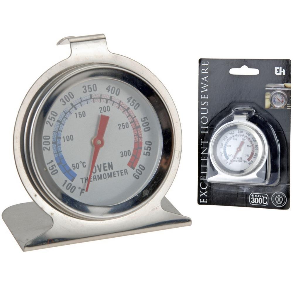 Термометр для духовых печей 6*7*3,5Термометр для духовых печей от Excellent Houseware дает возможность установить точную температуру, необходимую для приготовления того или иного блюда. Прекрасный помощник на каждой кухне.<br>