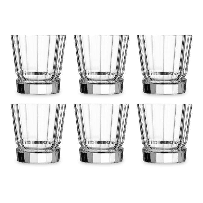 Набор низких стаканов 6 шт. 320 мл Cristal d'Arques Macassar