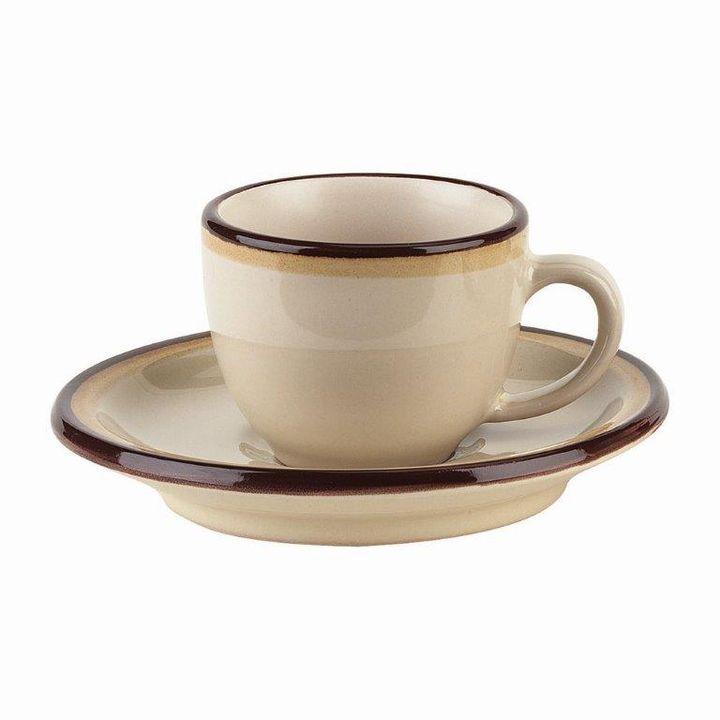 Чашка с блюдцем кофейная FOGOLAR SPRING 95 млНежная и утонченная кофейная пара молочного цвета от итальянского бренда Tognana - это высококачественная фарфоровая посуда, которая будет радовать вас каждый раз, когда Вы захотите насладиться любимым напитком. Удобная и эргономичная форма, а также подходящий для эспрессо размер делает пару из этой коллекции самой любимой в домах по всему миру.<br>