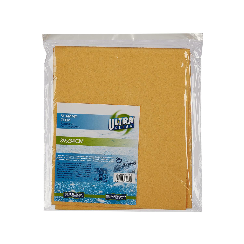 Салфетка для уборки 39,5x34,5 смСалфетка для уборки 39,5x34,5 см станет незаменимым приспособлением в домашнем хозяйстве или офисе. С ней легко наводить порядок в помещении, так как она хорошо очищает поверхности от пыли и грязи. Среди особенностей салфетки – высокая способность материала впитывать влагу. Для протирания предметов мебели, подоконников она идеально подходит.Изделие выпускается под брендом Ультра Клин, оно изготовлено качественно, что оценит хозяйка, наемная уборщица, которым практически ежедневно приходится бороться с оседающей на различные поверхности пылью и поддерживать чистоту в доме или офисе. Во время вытирания мебели в помещении после салфетки не остаются разводы.<br>