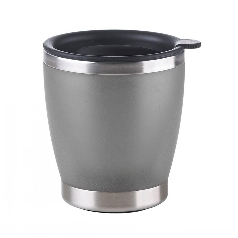 Термостакан CITY CUP 0 2лТермостакан изготовлен из высококачественной нержавеющей стали. Он отлично держит температуру вашего напитка в течение длительного времени. Вы сможете взять свой напиток с собой на работу или просто в дорогу и выпить его где бы вы не находились. Термостакан герметичен и на 100% экологически безопасен.<br>