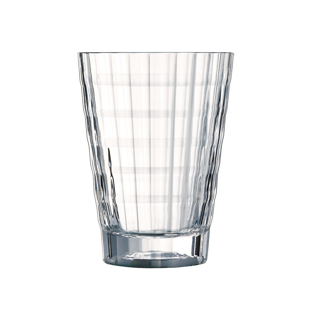 Набор высоких стаканов 4 шт. 280 мл Cristal d'Arques Iroko