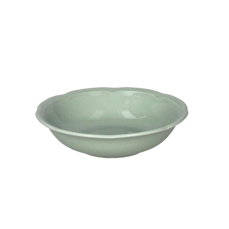 Салатник FAVOLA VERDE SAСалатник сделан из высококачественного фарфора. Любой ваш салат приобретет особый вкус и будет выглядить еще более аппетитнее.<br>