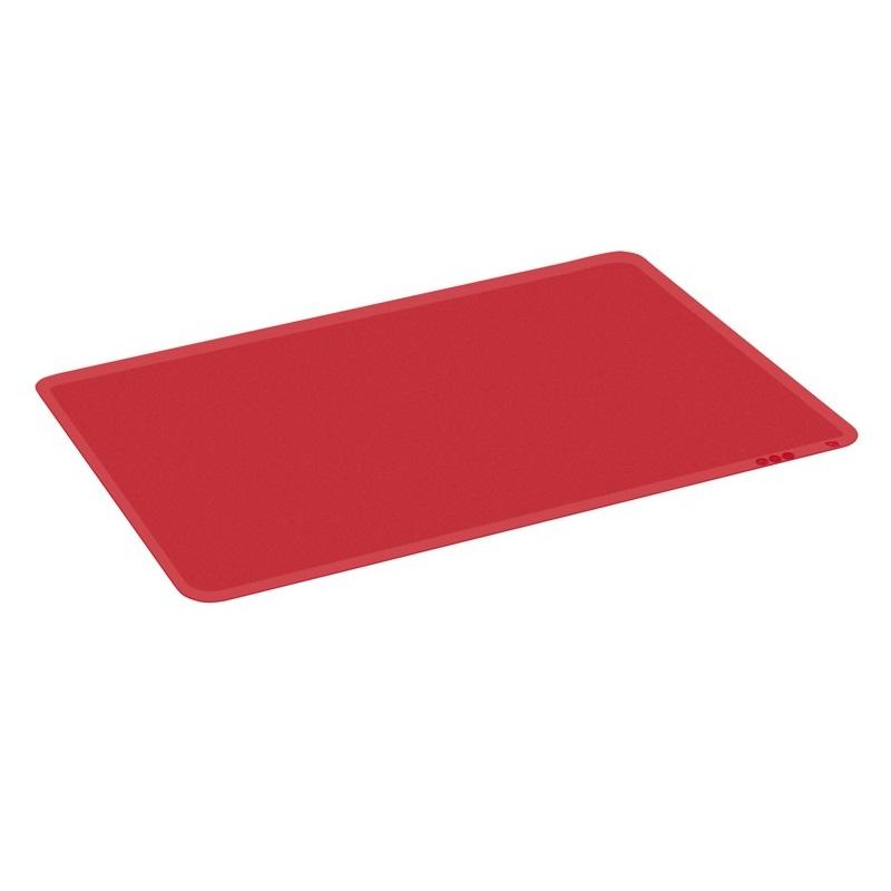 Коврик кулинарный силиконовый 38*28 красныйКомпания Oursson - это производитель кухонной посуды и аксессуаров. Качественные, стильные, эргономичные предметы быта данной марки представлены на мировом рынке. Коврик кулинарный - один из представителей марки Oursson, который подарит вам комфорт при использовании.<br>