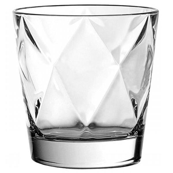 Стакан для воды 370 мл. CONCERTOОригинальный стакан итальянского  производителя Vidivi сделан из высококачественного стекла. Необычный дизайн и форма украсят любой интерьер. Он станет отлично впишется в уже имеющуюся коллекцию вашей посуды или станет хорошим подарком для ваших друзей и близких.<br>