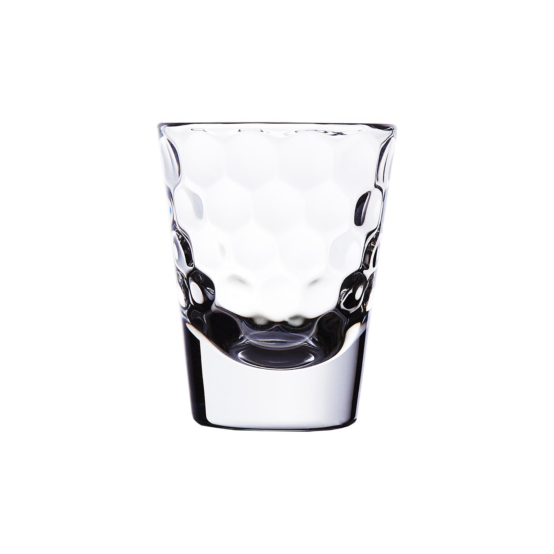 Стопка для водки 80 мл. HONEYVidivi производит качественную и долговечную посуду из стекла. Стопка для водки пригодится на праздничном застолье.<br>