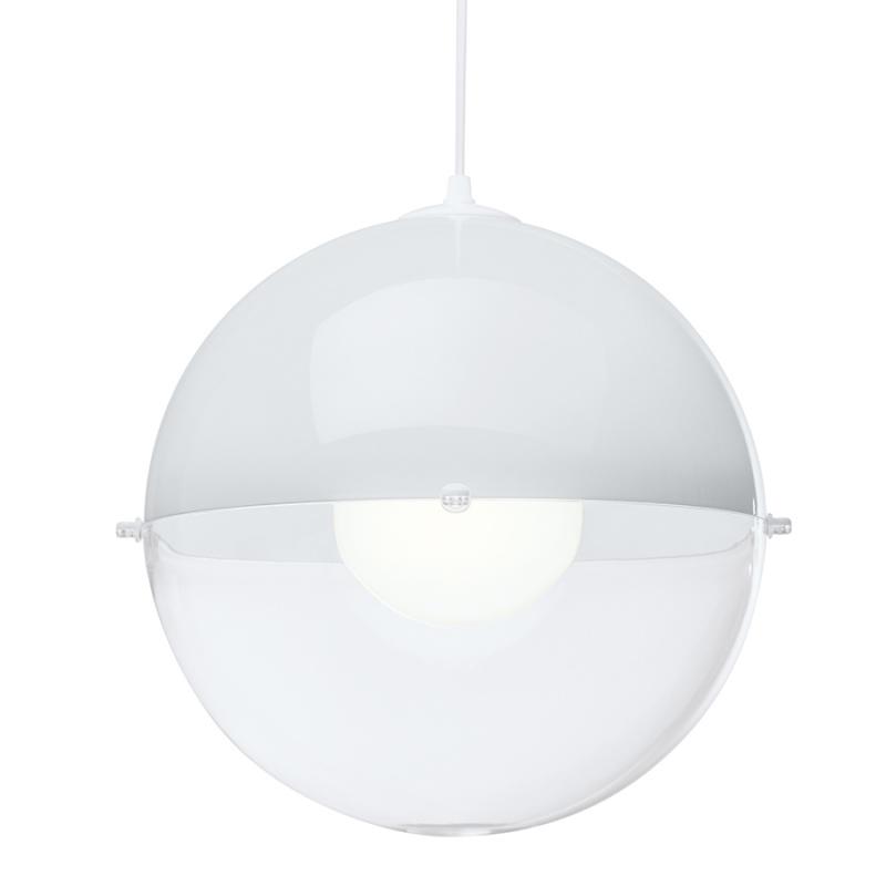 Подвесная лампа Koziol Orion белая