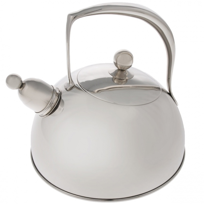 "Чайник со свистком 2 л Julia Vysotskaya "",Silampos"","