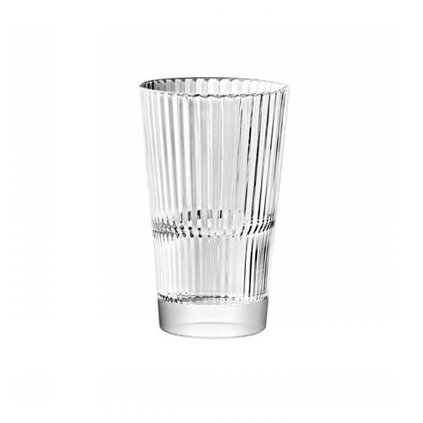 Стакан для напитков DIVA 2.4.6 , 410 млОригинальный стакан итальянского  производителя Vidivi сделан из высококачественного стекла. Необычный дизайн и форма украсят любой интерьер. Он станет отлично впишется в уже имеющуюся коллекцию вашей посуды или станет хорошим подарком для ваших друзей и близких. Стакан подходит для любых напитков.<br>