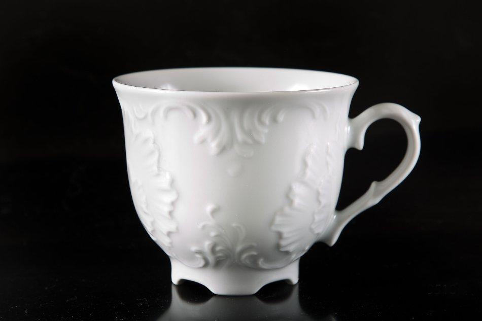 Фарфоровая чашка чайная 250 мл Rococo