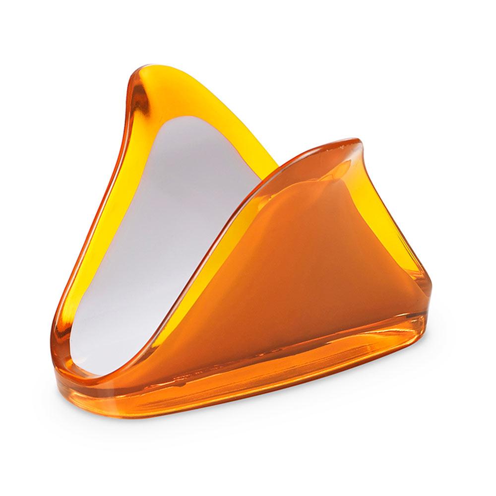 "Подставка для салфеток Omada "",Square"", желтая"