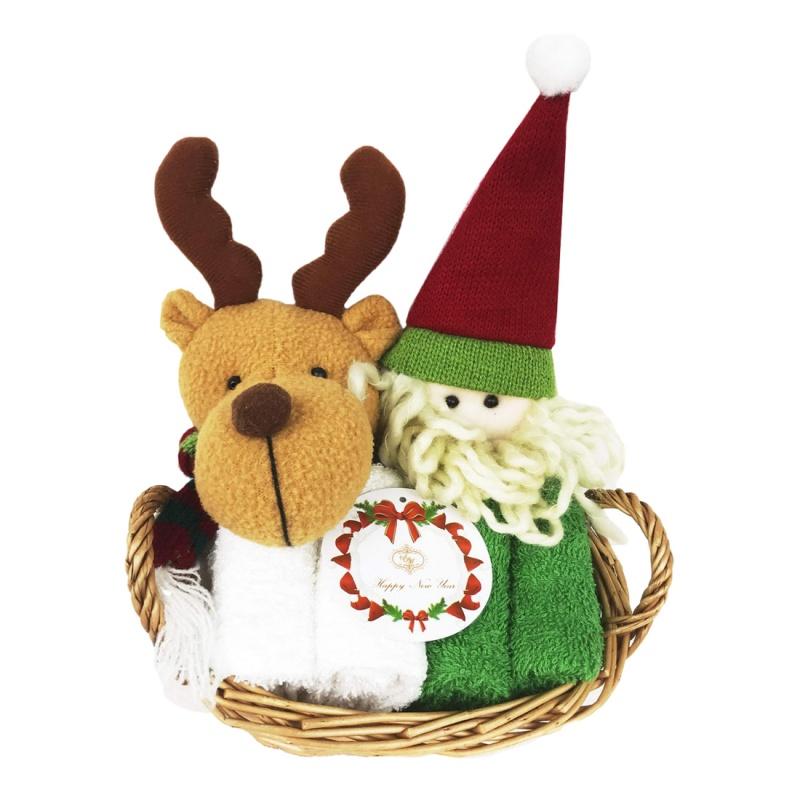 Набор из 4 салфеток 30 х 30 см Sofi de Marko Merry Christmas №3