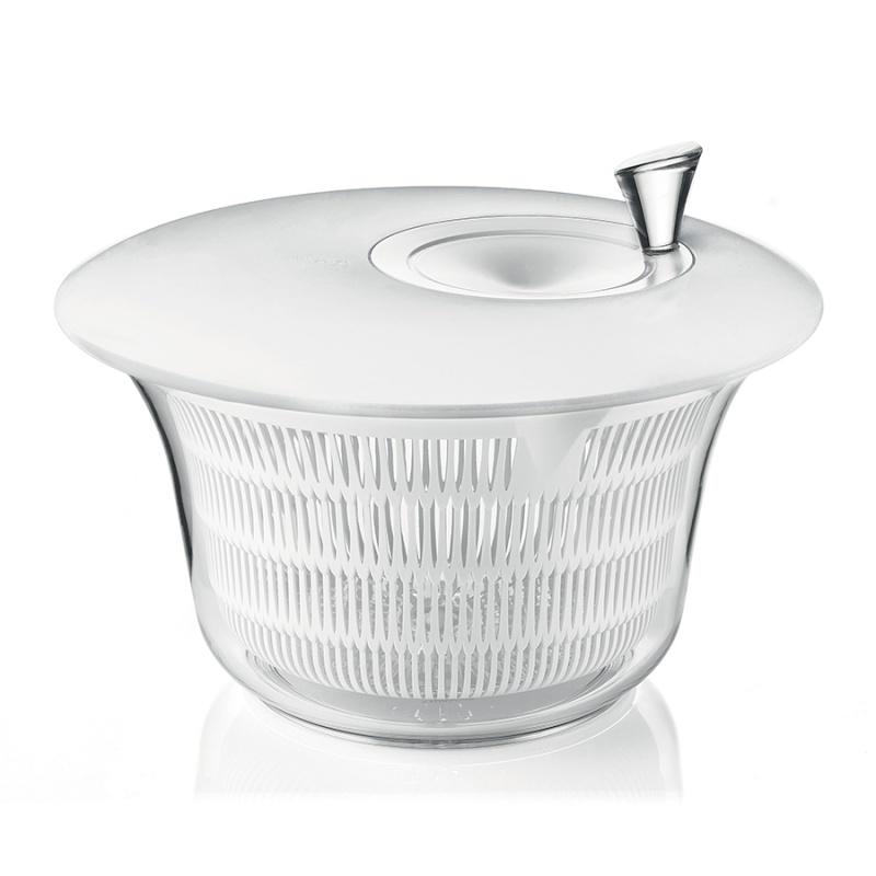 Сушилка для салата Guzzini Forme Casa белая