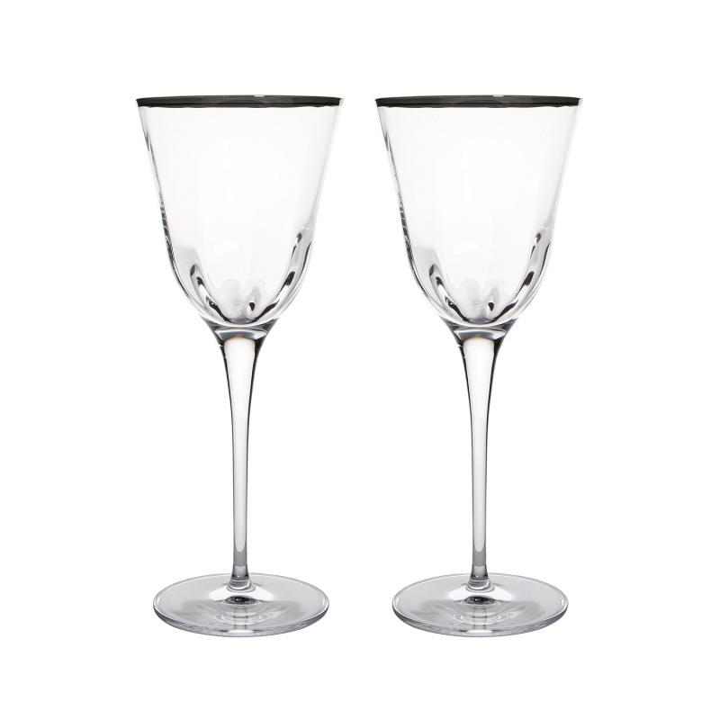 Набор бокалов для красного вина 2 шт 300 мл Le Stelle Irene