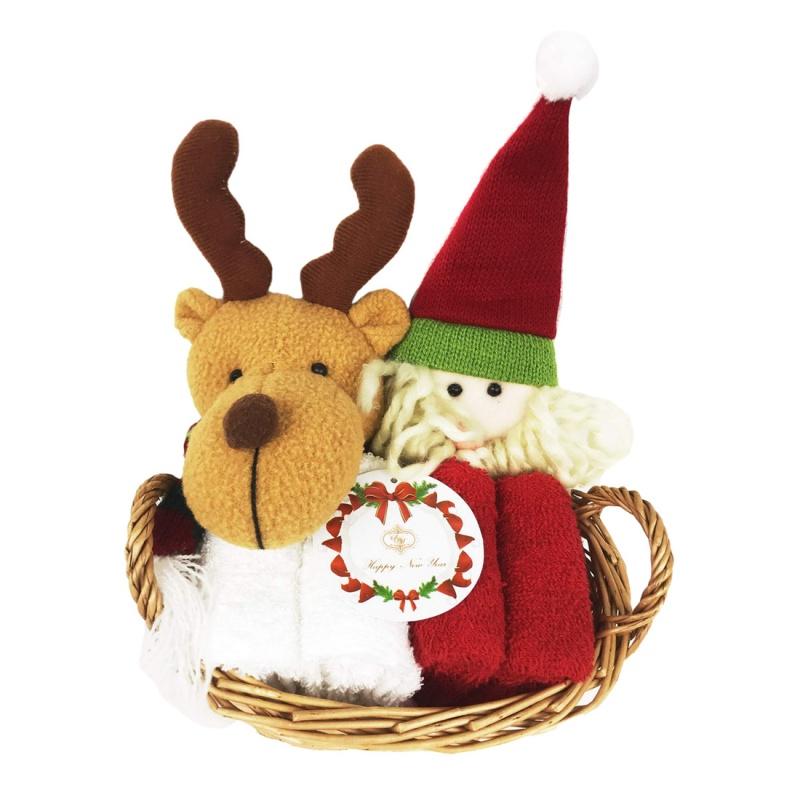 Набор из 4 салфеток 30 х 30 см Sofi de Marko Merry Christmas №2