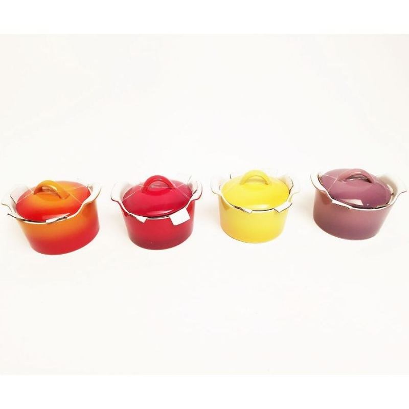 Набор из 12 рамекинов 13 см Tognana Forno & Red