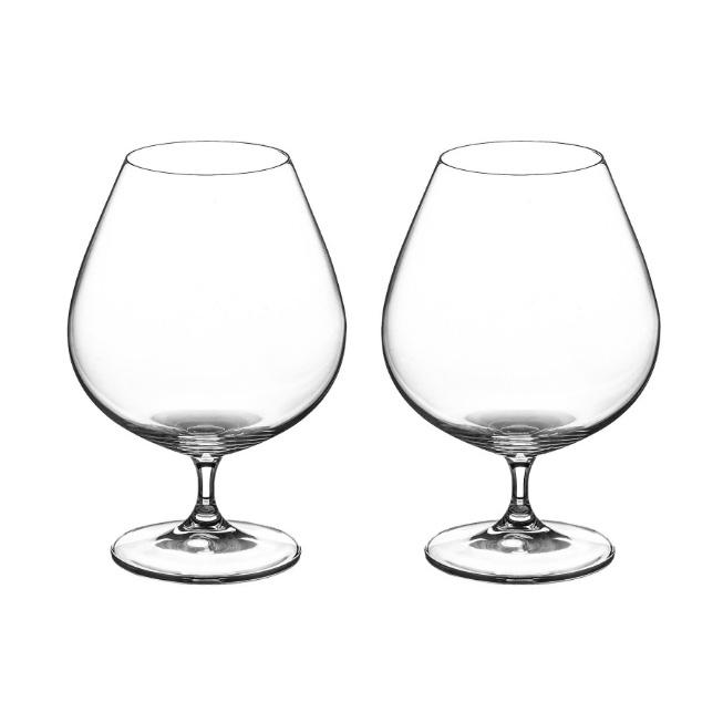 Набор бокалов для бренди 2 шт 875 мл Vintage Bohemia