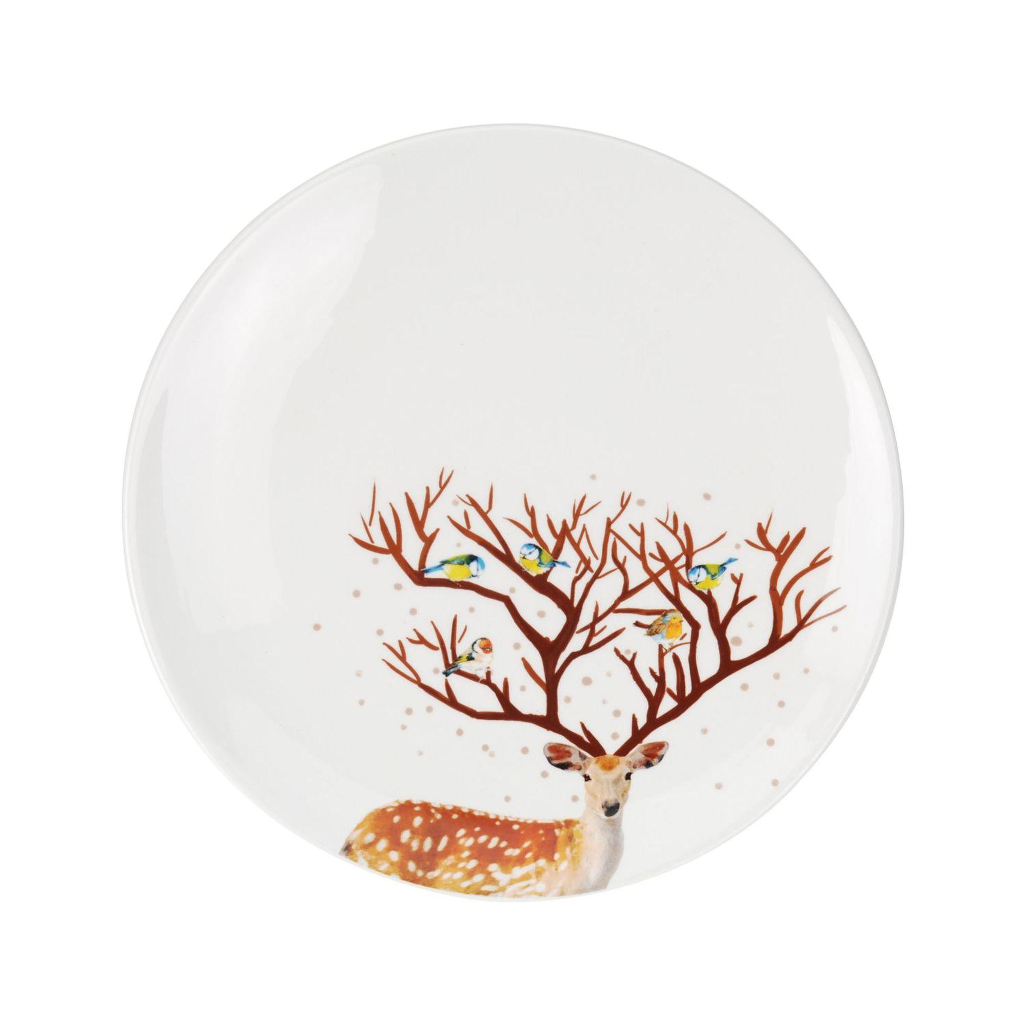 Тарелка Олень<br>