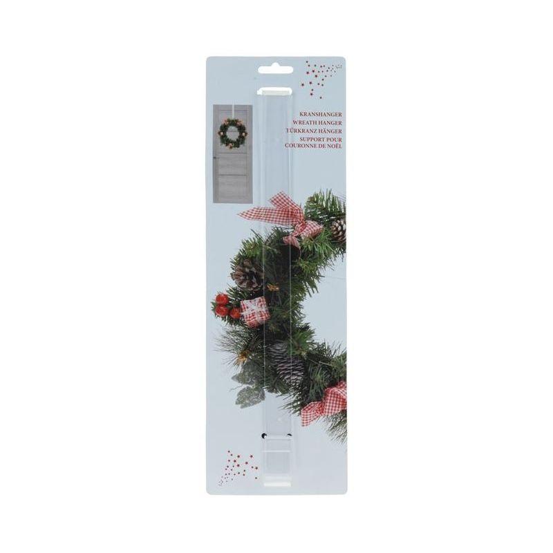 Фото #1: Крепление для рождественского венка 35,5 x 2,5 см