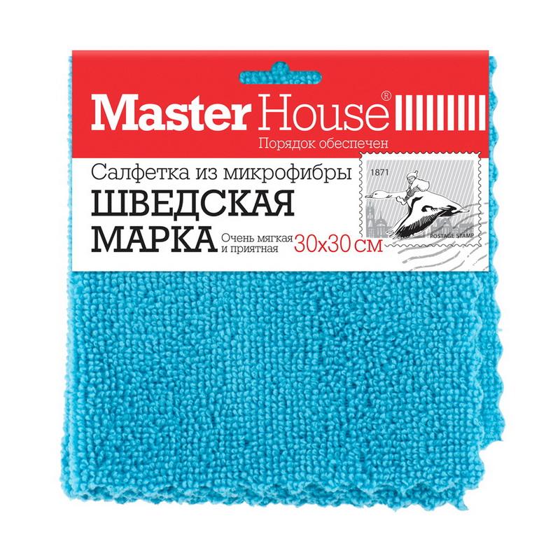 "Салфетка для уборки ""Шведская марка"" Master House"