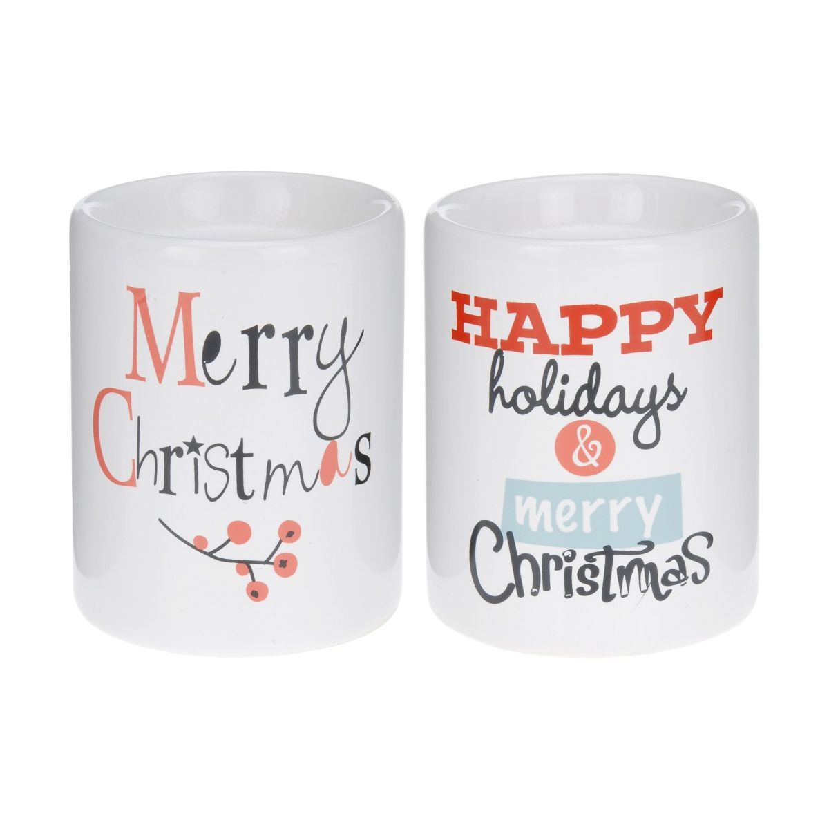 Подсвечник рождественский  6,2*6,2*8,2см в ассортиментеподсвечник рождественский разм. 6.2x6.2x8.2см<br>