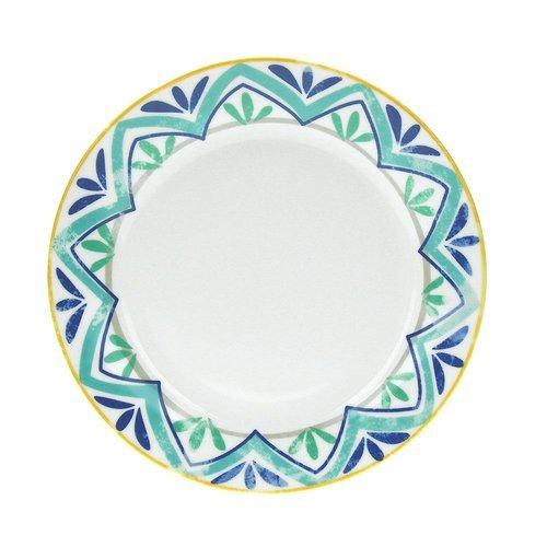 Тарелка обеденная 27 см OLIMPIA  ALHAMBRAТарелка обеденная OLIMPIA ALHAMBRA - это образец изысканной формы и элегантного декора. Стиль и высокое качество качество - отличительные черты продукции Tognana.<br>