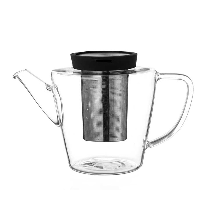 Чайник заварочный с ситечком 1 л Viva