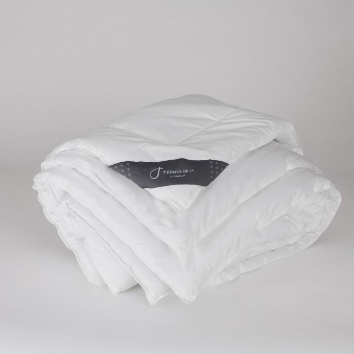 Одеяло стеганое Termoloft X-Static с волокнами серебра 145х200 см полисатин