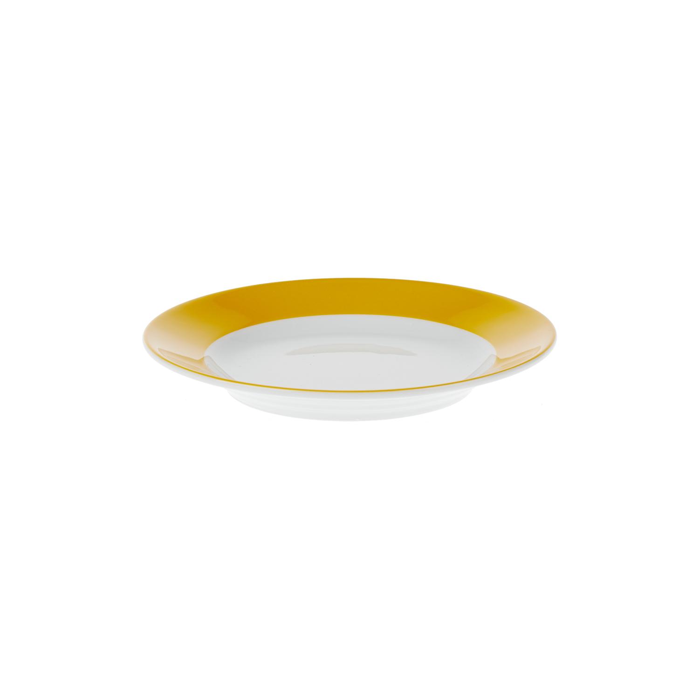 Набор посуды Pronto KaS 18 предметов, белый/оранжевый<br>
