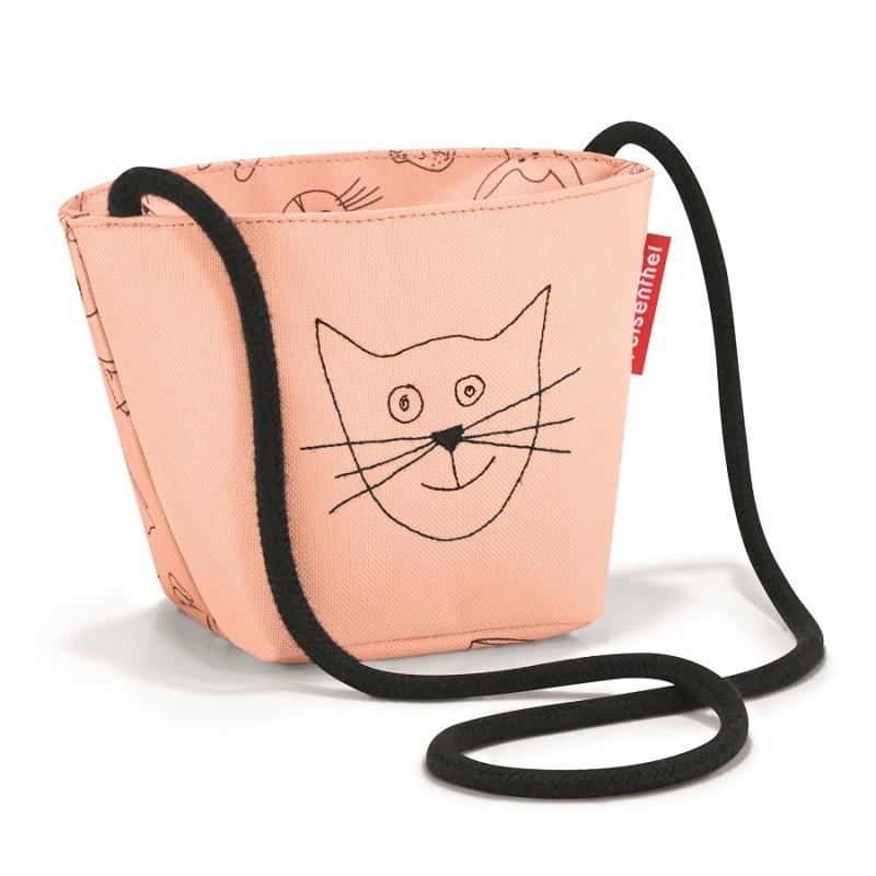 Сумка детская Reisenthel Minibag Cats and Dogs rose фото